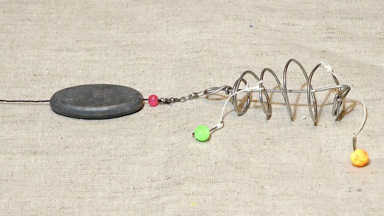 самодельные оснастки на рыбалку